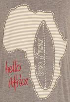 Eco Punk - Africa T-Shirt Multi-colour