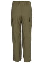 Rebel Republic - Cargo pants Green