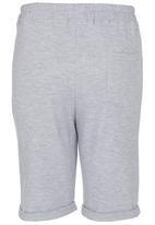 Rebel Republic - Fleece shorts Grey