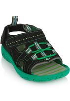Foot Focus - Sandal Green