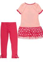 POP CANDY - Girls Tight Set Mid Pink