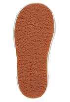 SUPERGA - Canvas Sneaker Grey