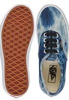 Vans - Denim Causal Sneaker Mid Blue