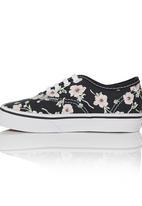 Vans - Floral Sneaker Navy