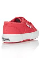 SUPERGA - Canvas Sneaker Dark Pink