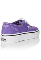 Vans - Causal Sneaker Mid Purple