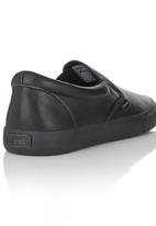 SUPERGA - Slip On Black
