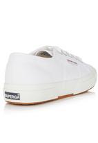 SUPERGA - Classic Canvas Sneaker White