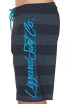 Lizzard - Sisto Boardshort Black