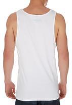 Lizzard - Calin Vest White