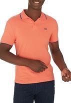 Lee  - Icon Polo Golfer Coral