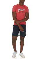 POLO - Mens 76 Tee Red