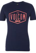 Volcom - Fewmer Tee Navy