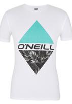 O'Neill - Freak Tee White