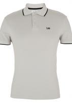 Lee  - Icon Polo Golfer Stone