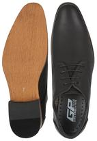 Gino Paoli - Gino Paoli Anilene Formal Lace-Up Shoe Black