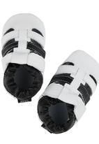 shooshoos - Sandal pull-ons Black and White