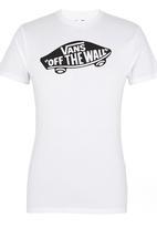 Vans - Vans OTW Tee White