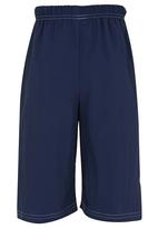 Hooligans - Boys Board Short Dark Blue