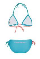 Lizzy - Girls Bikini Turquoise