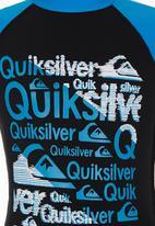 Quiksilver - Rash Vest Multi-colour