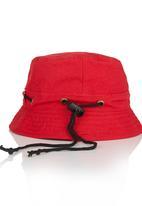 Quiksilver - Bucket Hat Red