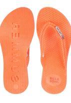 Billabong  - Flip Flops Orange