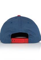 Billabong  - Snap Back Cap Mid Blue