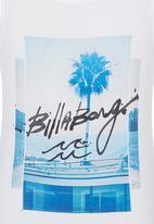 Billabong  - Printed Vest White