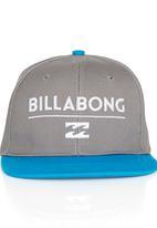 Billabong  - Snap Back Cap Grey