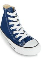 SOVIET - Hi-top Sneaker Mid Blue
