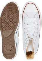 SOVIET - Hi-top Sneaker White