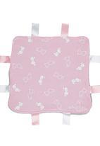 Pickalilly - Dodo Blanket Pale Pink