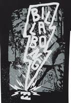 Billabong  - Bolt Tee Black