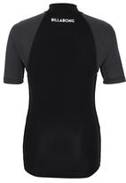 Billabong  - Shortsleeve Wetshirt Black