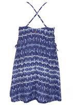 Billabong  - Aztex Summer Dress Mid Blue