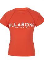 Billabong  - Rash Vest Coral