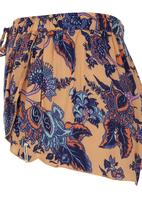 Billabong  - Printed Summer Shorts Multi-colour