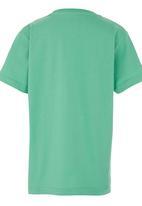 Billabong  - Printed Tee Green