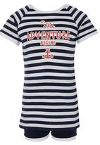 Home Grown Africa - Nautical Pyjamas Navy