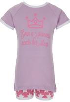 Home Grown Africa - Princess Pyjamas Mid Pink