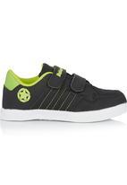 Bubblegummers - Velcro Strap Sneaker Black