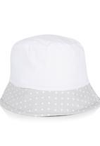 Character Baby - Tiny Tatty Teddy Bucket Hat Grey