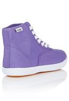 TOMY - Hi Top Sneaker Mid Purple