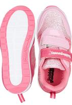 Bubblegummers - Glitter Sneaker Mid Pink