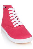 TOMY - Hi Top Sneaker Mid Pink