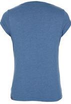 Lizzy - Girls Tshirt Dark Blue