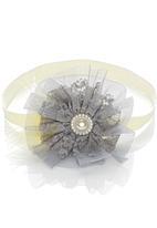 Tyttöni - Flower Headband Grey