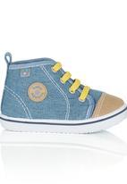 Baby Bubbles - Hi-Top Sneaker Mid Blue