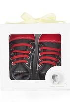 Baby Bubbles - Hi-Top Sneaker Black